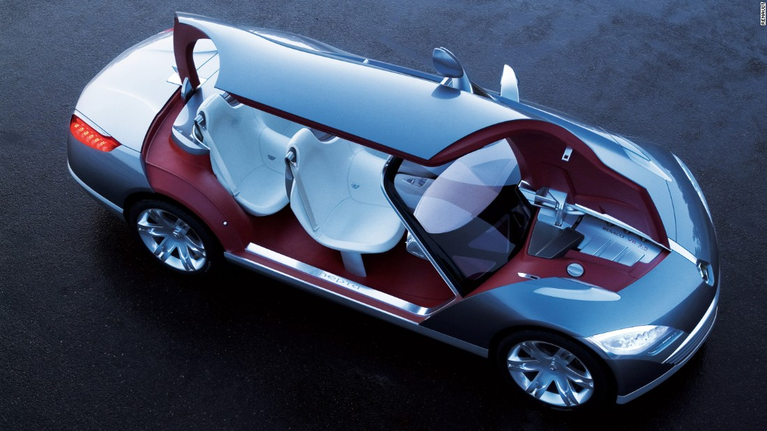 the worlds most outrageous concept cars cnn style