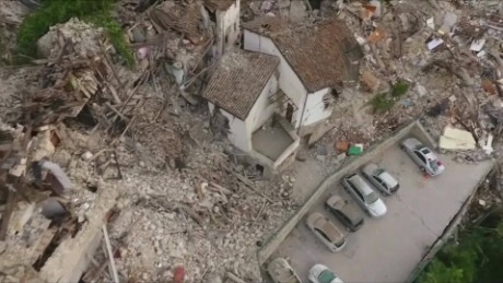 italy earthquake towns destroyed drone orig_00000000