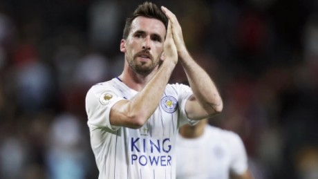 Leicester's Fuchs on UEFA Champions League