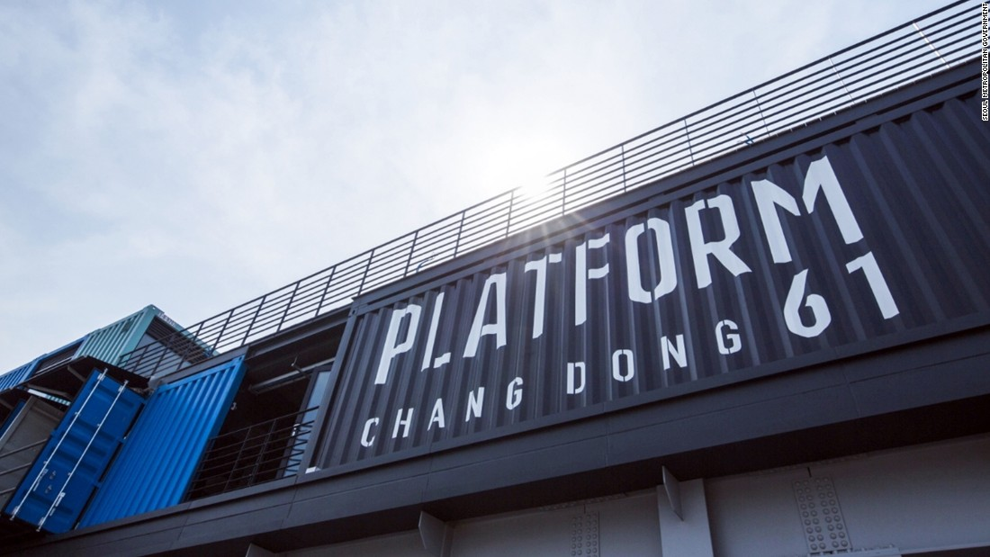 Changdong district has been chosen for its proximity to the city's main tourist shopping hub. Platform Changdong 61 opened in April 2016 and is the first of the planned K-pop cultural developments.