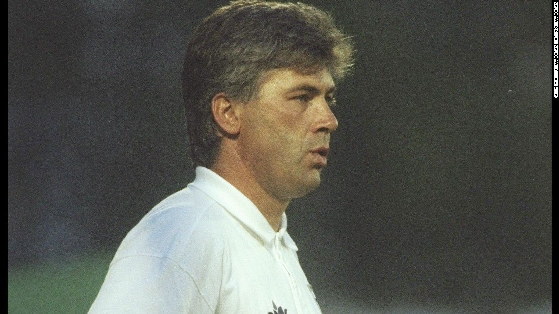 Ancelotti began his managerial career with Reggiana in 1995, a year after he worked as assistant coach for Italy as it reached the 1994 World Cup final. After just a year at Reggiana, whom he led to promotion from Serie B, he led Parma for two years (finishing Serie A runners-up in his first season) before then guiding Juventus between 1999 and 2001.