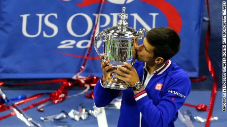 US Open: The Big Apple's biggest show