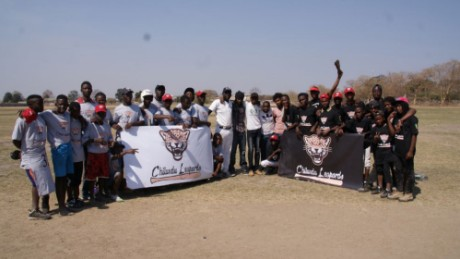 The Chilundu Leopards now