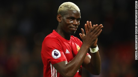 Four years after he left for Juventus without a Premier League start to his name, Pogba's second Manchester United debut was promising, with the Frenchman registering more touches and passes in the opposition's half than any other player.