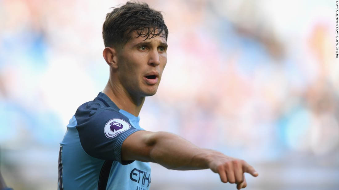 John Stones didn't play a single minute in England's ill-fated Euro 2016 campaign, but on August 9 the 22-year-old joined Manchester City from Everton for a reported fee of $62.7 million -- which made him the world's second-most expensive defender.