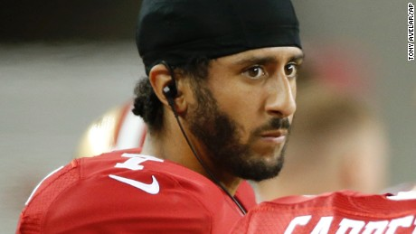 How Colin Kaepernick is bravely speaking truth to power