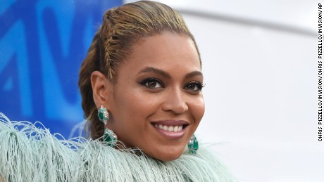 Beyonce in a file photo.