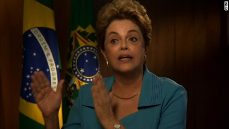 ####2016-04-28 00:00:00 LEAD STORIES: Interview with Brazilian President Dilma Rousseff. Imagine a World.  GUESTS : Dilma Rousseff SEE TRANSCRIPT FIELD FOR FULL TRANSCRIPT