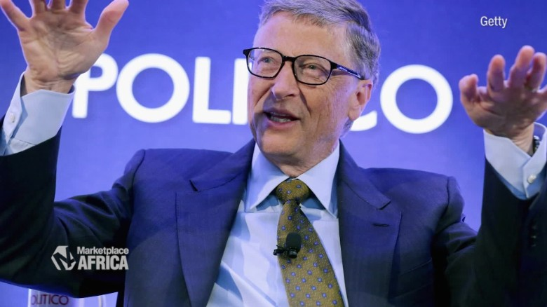 marketplace africa bill gates spc_00020302