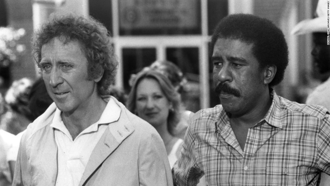 "Wilder stars with comedian Richard Pryor in 1980's ""Stir Crazy."" The two did several movies together."