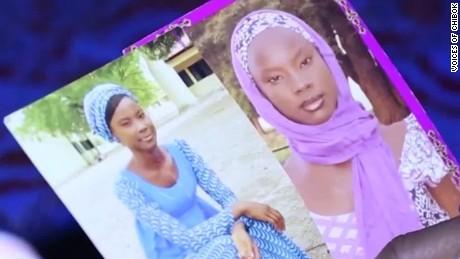 Nigeria chibok missing girls mother demands intv_00003818
