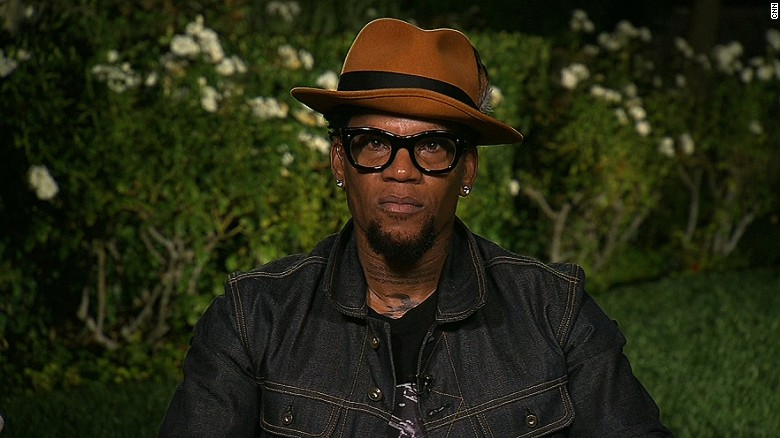 Hughley: There's nothing more American than silence
