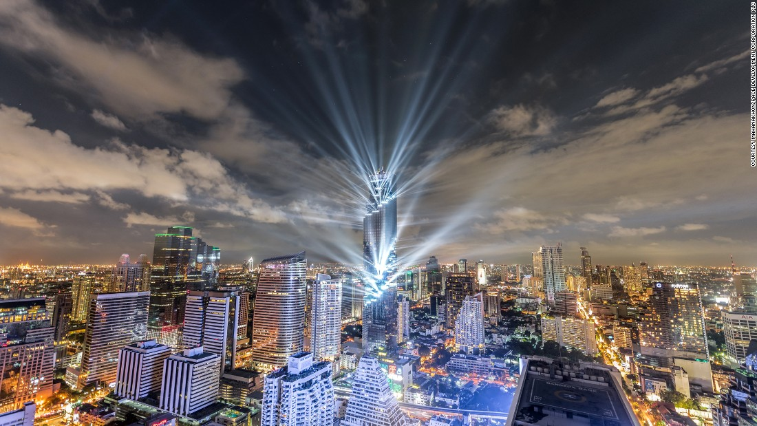 Image result for mahanakhon