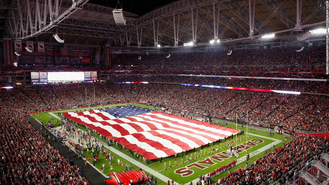 The national anthem in sports (spoiler: it wasn't always this way)