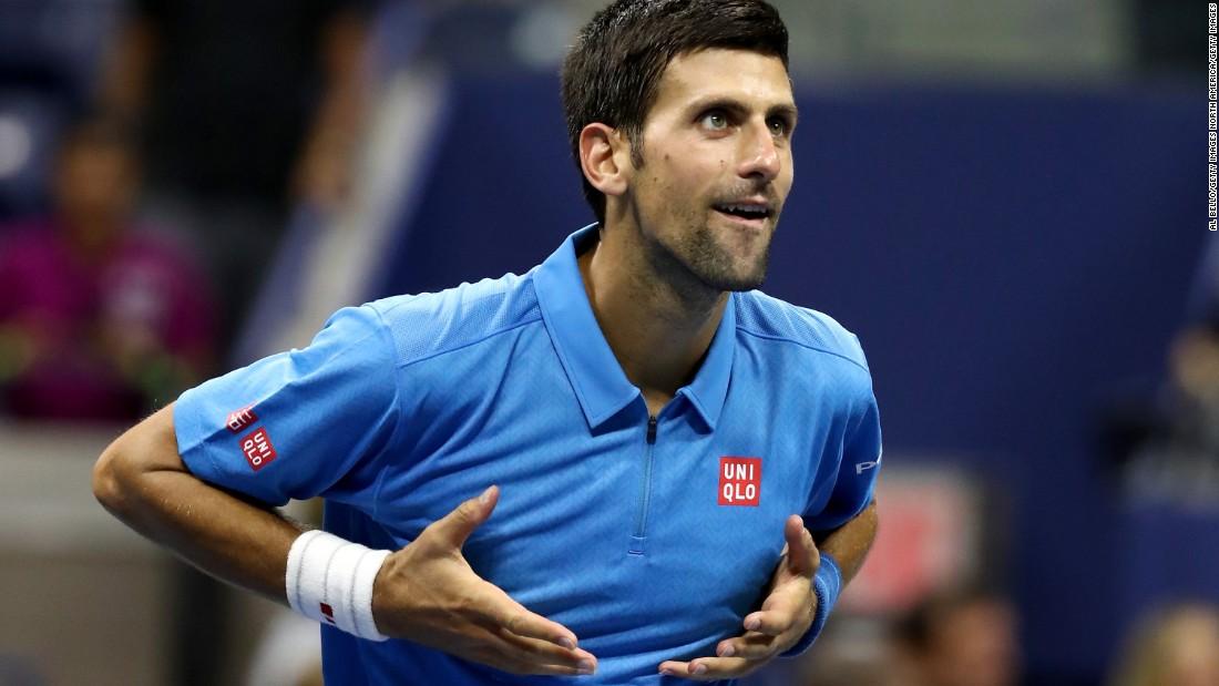 Novak Djokovic is good ... and now he is very lucky - CNN.com