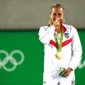 Monica Puig Olympic gold medal
