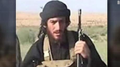 isis spokesman killed walsh baldwin segment_00014807