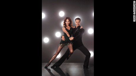 'Dancing With the Stars' cast is...