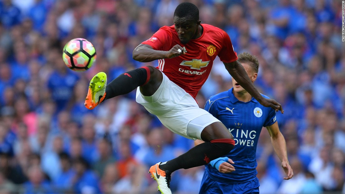 Mourinho's first acquisition was Ivory Coast defender Eric Bailly. On June 8, Manchester United announced the 22-year-old's signing from Spanish team Villarreal  for a reported £30 million ($39.2 million) fee.
