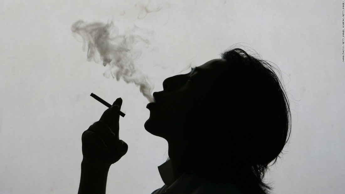 Smoking leaves 30-year legacy on your DNA - CNN