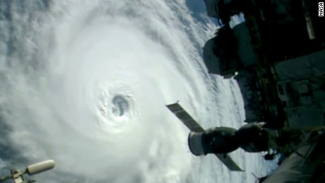 Cameras outside the International Space Station captured spectacular views Aug. 30 from 257 miles above the Earth of three powerful tropical systems churning across the Pacific and Atlantic Oceans. In order, Hurricane Lester is seen as it moves westward across the Pacific packing winds of 125 miles an hour. It is followed by video of Hurricane Madeline as it moved westerly across the Pacific as well, with winds in excess of 130 miles an hour. Both storms were on a track that could threaten the big island of Hawaii in the days ahead. Lastly, the station cameras captured a view of Hurricane Gaston as it churned across the open Atlantic with winds of 100 miles an hour.