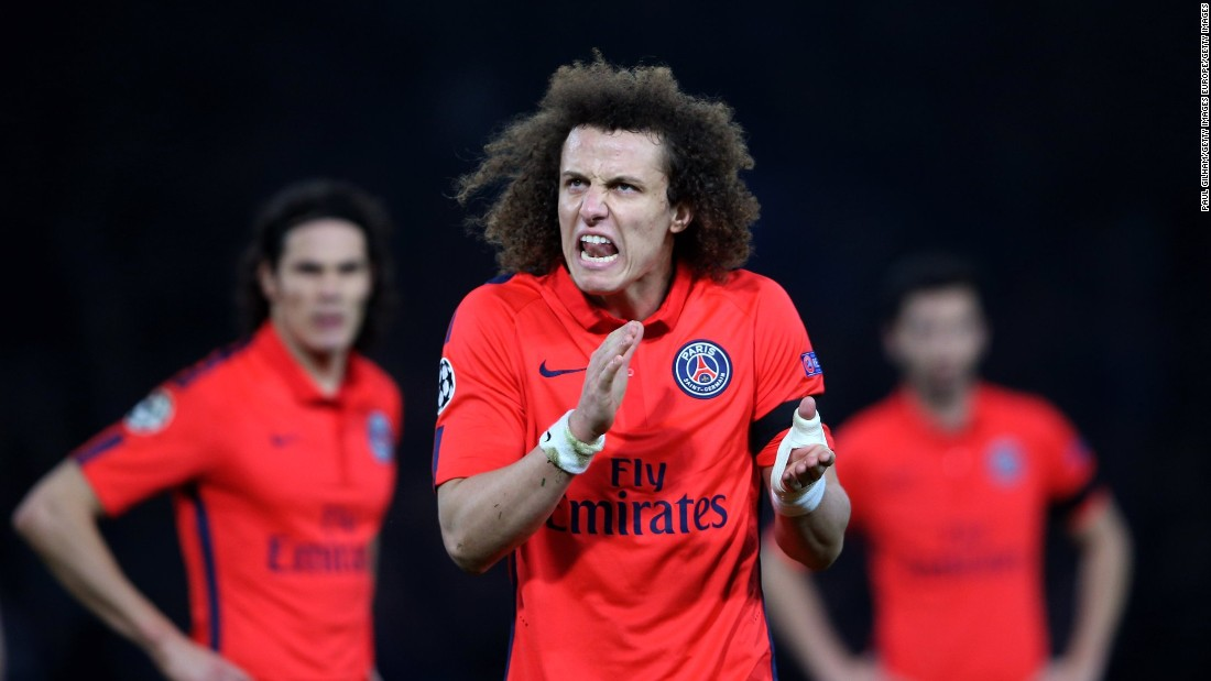 Premier League spending during the European summer transfer window reached £1.165 billion ($1.544 billion) on deadline day, August 31. Brazilian defender David Luiz rejoined Chelsea from Paris St. Germain for a reported fee of £34 million ($44.7 million).