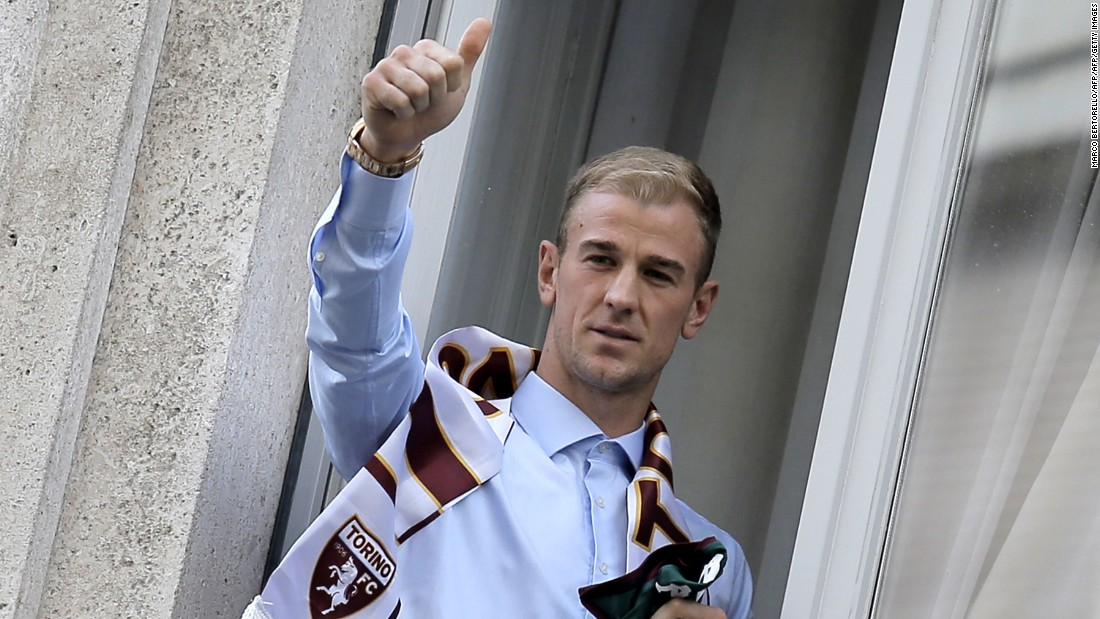 He replaced Joe Hart, who was deemed surplus to requirements by Pep Guardiola and promptly loaned out to Italian club Torino on August 31.