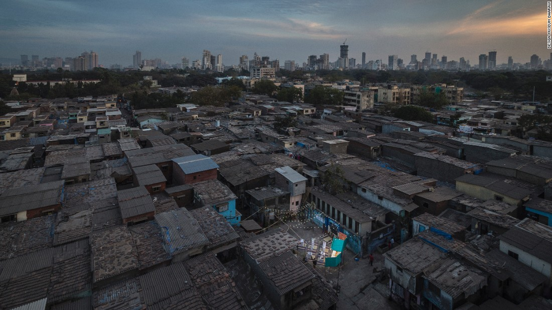 The Design Museum Dharavi is a traveling exhibition space. Organizers move it around the city to promote design as a tool for social change and innovation.