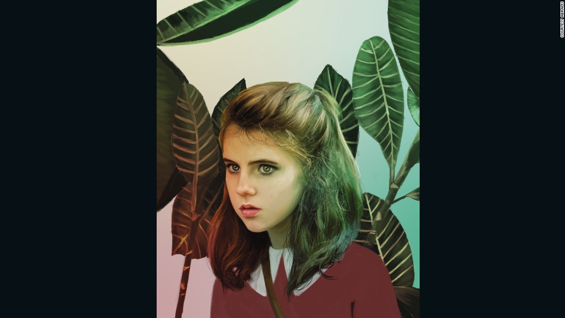 "Protagonist Suzy (portrayed by Kara Hayward) from ""Moonrise Kingdom."""