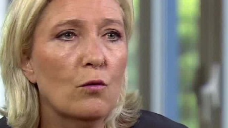 Marine Le Pen on Burkinis_00003508