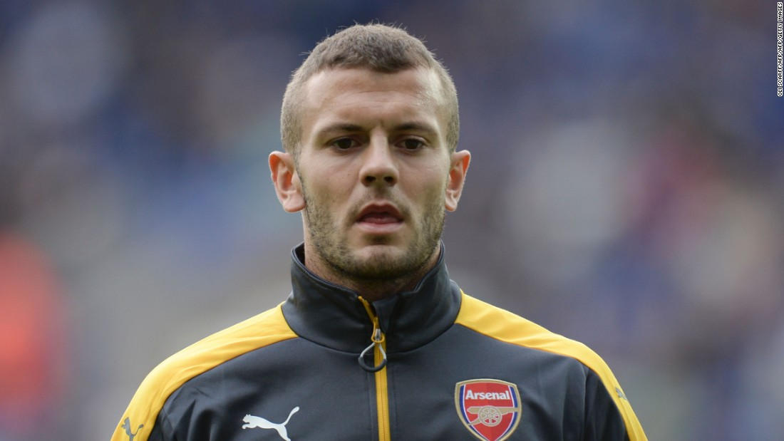 Midfielder Jack Wilshere left Arsenal to join Bournemouth on a season-long loan, after manager Arsene Wenger couldn't guarantee the England international regular first team football.