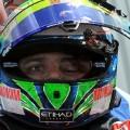 Felipe Massa crash 2009 Hungarian Grand Prix