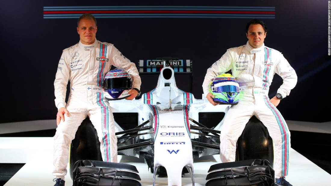 And Massa was eventually replaced by Kimi Raikkonen in 2014, prompting the Brazilian to make the switch to Williams. Despite a less competitive car, he has continued to perform well -- scoring a number of further podiums and finishing sixth in the standings.