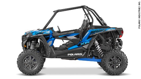 The 2016 RZR XP Turbo is included in the recall.