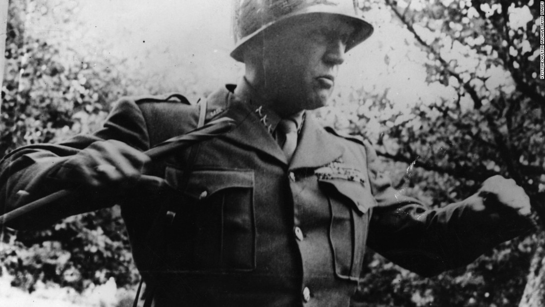 "It proved a race against time --  American troops rescuing hundreds of thoroughbred horses from the Nazis and ensuring they weren't eaten by advancing Russian troops.  American General George Patton, nicknamed ""Old Blood and Guts"", gave the all clear for the secret operation to get under way in the final days of the Second World War."