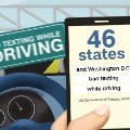 driving while distracted state