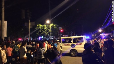 At least 10 people have been killed and 60 injured in an explosion at a night market in Davao City in the Philippines, a senior official told CNN Philippines. Ernesto Abella, spokesman for Philippines President Rodrigo Duterte, announced the death toll late Friday night.