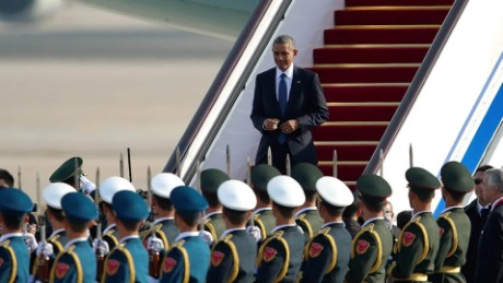 Obama's twin challenges in Asia: China and Turkey
