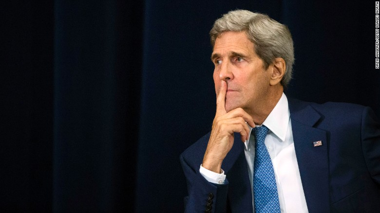 'I lost,' frustrated Kerry says in leaked audio