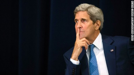 Kerry: 'Russia needs to stop Assad from bombing people'