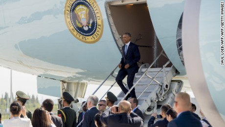 Obama comments on 'friction' during his China arrival