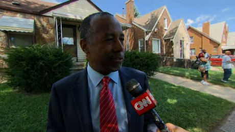 Ben Carson on Trump's outreach (Part 1)