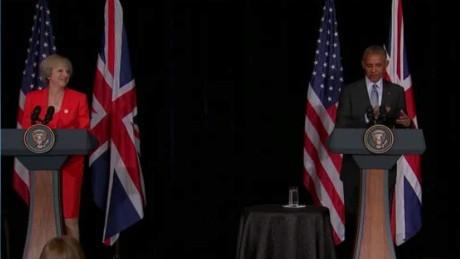 G20 in China: Syria, Brexit on Obama's agenda