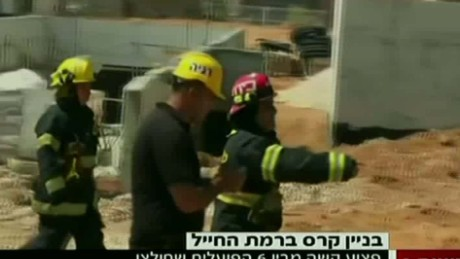 tel aviv building collapse ian lee liveshot_00000624