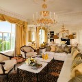 presidential suites savoy living room