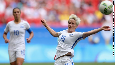 Washington Spirit thwarts Megan Rapinoe's anthem protest
