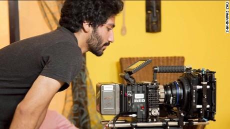 pakistan suicide bombing film 100 steps shahnawaz zali jensen pkg_00021109