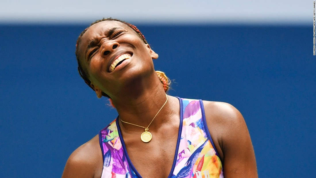 Williams, who won the last of her seven majors in 2008, held the match point at 5-4 in the third on the Pliskova serve. Pliskova saved it with a gutsy swinging volley.