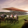 Curragh new grandstand proposal racetrack