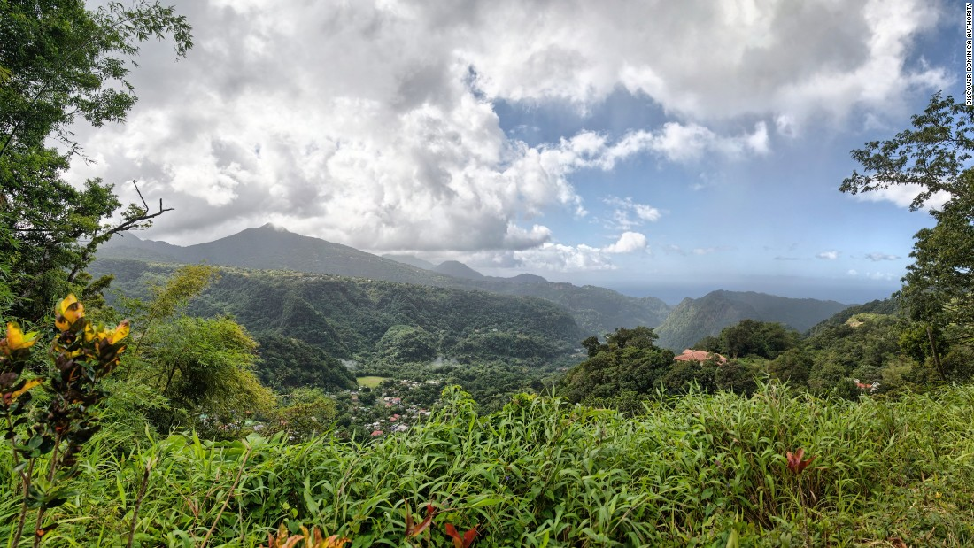 At Secret Bay, an eco-luxury resort in Dominica, the pull of the beach tussles with a hike on the longest trail in the Caribbean, the Waitukubuli National Trail. The resort's Peak Adventures package allows travelers to indulge in both.